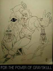 MOTU: FOR THE POWER OF GRAYSKULL!!! by DBG-Rol-and-More