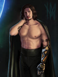 galactic prince KyLo by manabottle