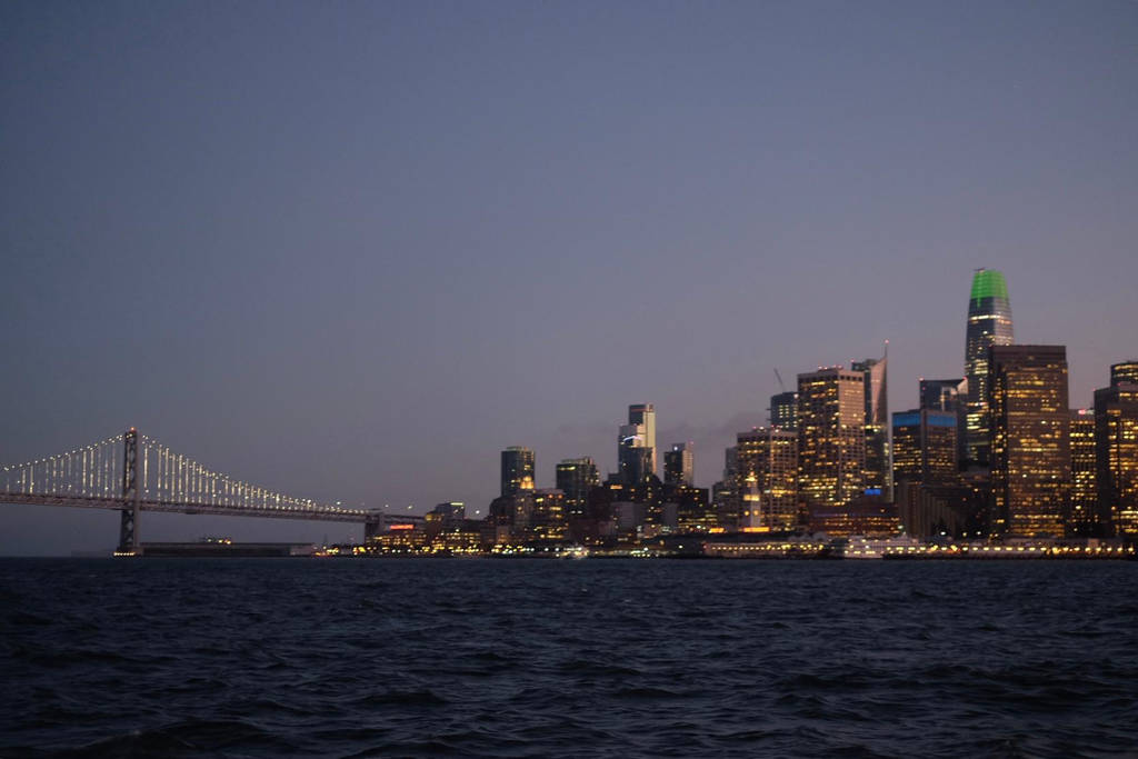 San Francisco Bay by tcr007