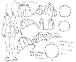 School Clothes Anime v1 by Bardi3l