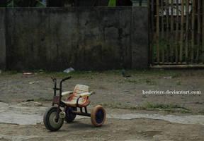 Sepeda Yang Hilang by bedeviere