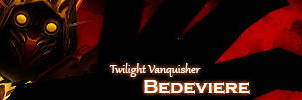 Bedeviere's Signature by bedeviere