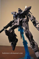 HGUC 1/144 MSN-001A1 Delta Plus by bedeviere