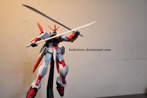HG 1/144 Remaster MBF-M1 M1 Astray by bedeviere