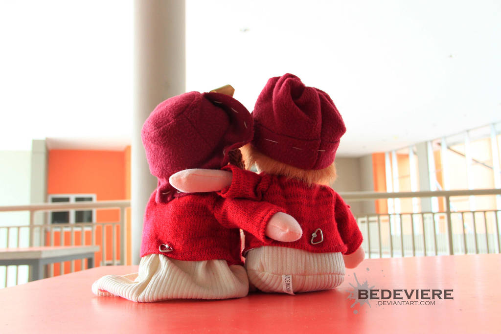 Couple by bedeviere