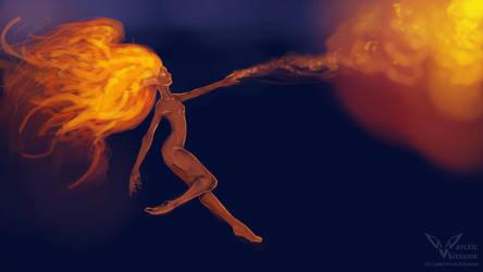 Spirit of Fire by Ragnarro