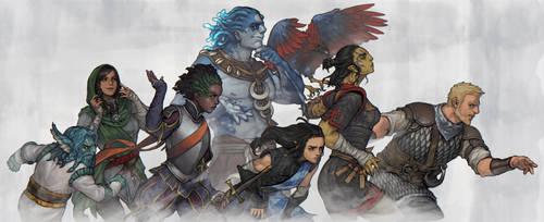 Companions of deadfire by PenettAnonymous