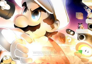 Mario by inkhana