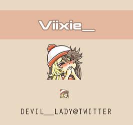 Emote Viixie_ by devilladyart