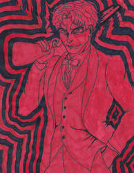 Ladd Russo: Baccano! by Madsb28