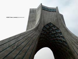 AZADI Tower by proama
