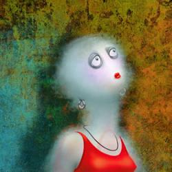 A girl by ANIdiPodichi