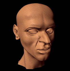 My first Maya creature by ANIdiPodichi