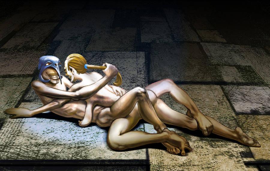 Couple by ANIdiPodichi