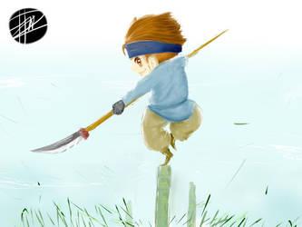 Little fighter by deady17