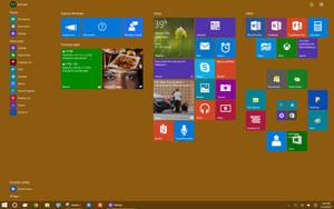Playing Around with Windows 10 by dAKirby309