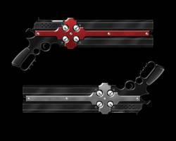 Gungrave Guns by Aeon2