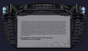 World of Warcraft Guild Page by Aeon2