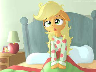 [My Little Pony] Good Morning Applejack! by Frank-Seven