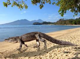 Morrinhosuchus by Dwarf4r