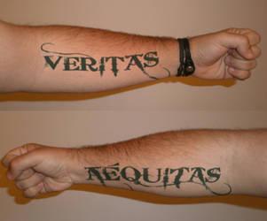 My Boondock Saints tattoos by akoyma