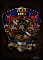 Uroboros Coat of Arms by akoyma
