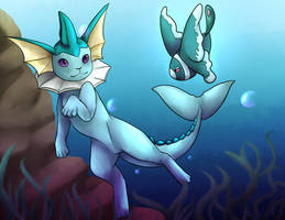 Dive [AT] by ButlerVicki
