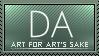 DA art for art's sake by ZULU-CAL