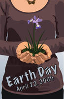 Earth Day Poster by melissamyth