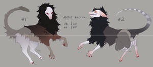 Adopt auction #21 [CLOSED] by todaff