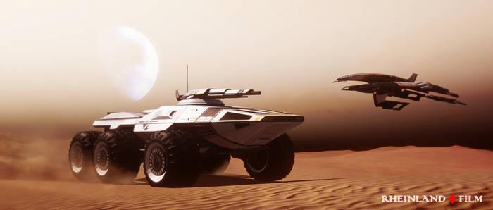 Mass Effect - M35C on Binthu by RHEINLAND-FILM