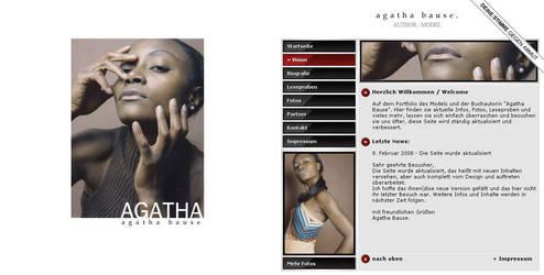 Agatha Bause by creatticon