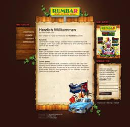 RumBAR Cologne Webdesign by creatticon