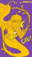 CAW! by Manicfool
