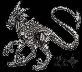 Darkwalker by Nashoba-Hostina