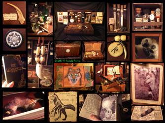 Lycanthrope Case by Nashoba-Hostina
