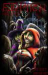 Eldritch: Halloween Cover by Nashoba-Hostina