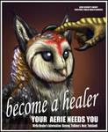 Become a Healer by Nashoba-Hostina