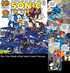 The Truth About Archie Sonic by Fortuneteller102