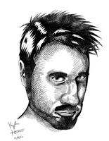 Self Portrait No. 1 by Kolotation