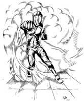 The Great American Superhero by Kolotation