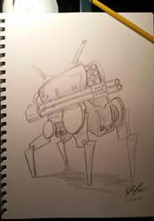 Artillery by Kolotation
