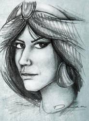 Jasmine by DawnArts