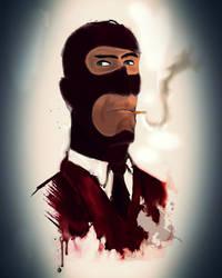 Red Spy by Shadowarr