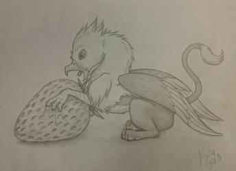 Strawberry time by Kalyandra