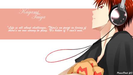 Kagami Quotes by princedork