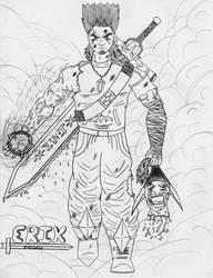 erik y el poder de espada by psgcomic
