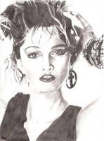 Madonna-1984 by mystic17