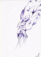 Mi monstruo cerebral by mystic17