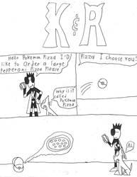 Kinetic Kid And Rebcat 83 by Luiskoa64